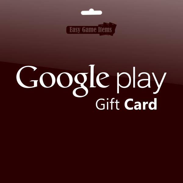 Googleplay Gift Card