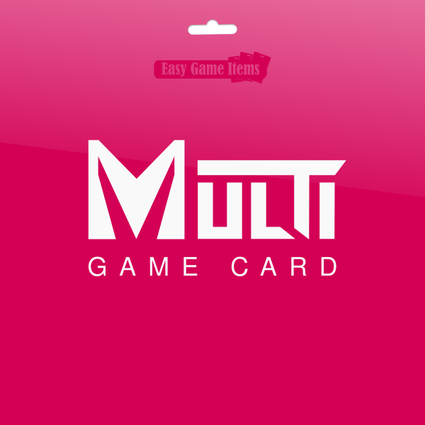 Multi Game Card - MGC
