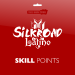 Skill Points SilkRoad Latino