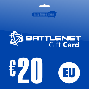 Blizzard Battle.net EU €20