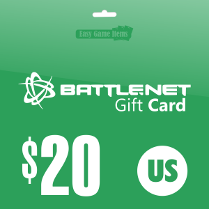 Blizzard Battle.net US $20