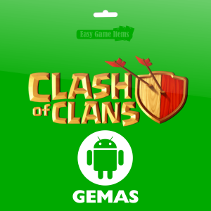 Gemas Clash of Clans Android