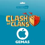 Gemas Clash of Clans Apple