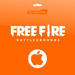 Bundle Diamantes Garena Free Fire – Apple