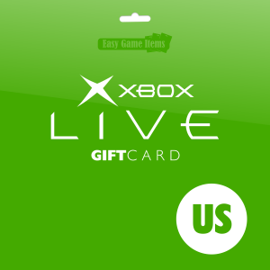 Xbox Live Gift Card US
