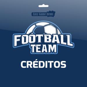 FOOTBALL TEAM CRÉDITOS